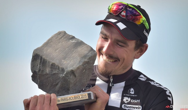 Paris-Roubaix 2015